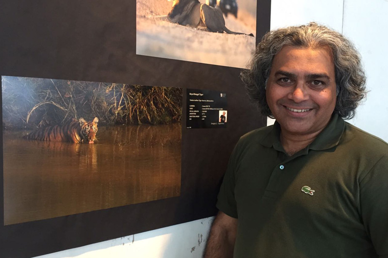 DCP Annual Wildlife and Nature Photography Exhibition 2016